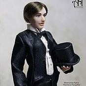 Куклы и игрушки handmade. Livemaster - original item Nicholas (12.5 cm). Handmade.