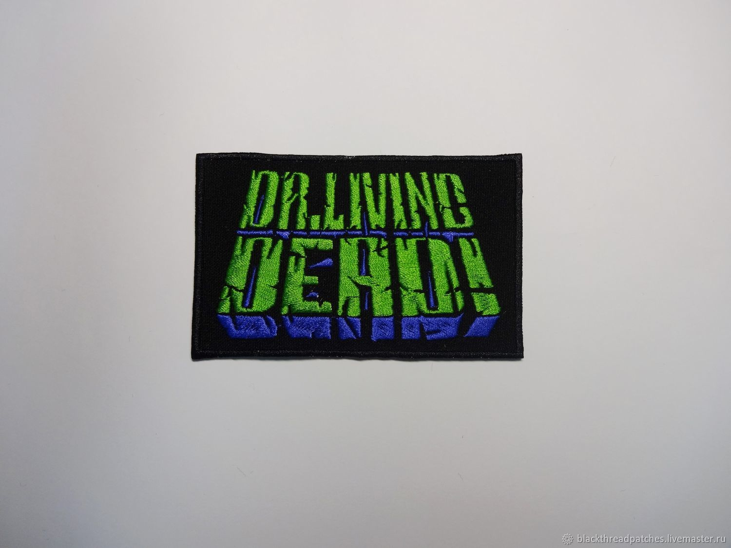 Dr. Living Dead! patch, Patches, St. Petersburg,  Фото №1