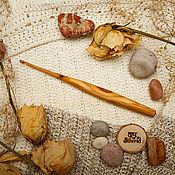 Материалы для творчества handmade. Livemaster - original item Crochet hook 3#41. Handmade.