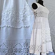 """Одежда ручной работы. Ярмарка Мастеров - ручная работа Платье """"Белые ночи 2"""". Handmade."""