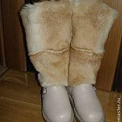 Обувь ручной работы. Ярмарка Мастеров - ручная работа Унты, зимняя обувь. Handmade.