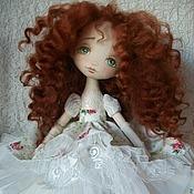 Куклы и игрушки ручной работы. Ярмарка Мастеров - ручная работа Кукла Николь. Handmade.