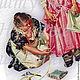 Аппликации, вставки, отделка ручной работы. Ярмарка Мастеров - ручная работа. Купить Нашивка (холст) - 1-67. Handmade. Скрап
