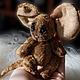 Мышонок - Поварёнок Тимошка. Мягкие игрушки. Алиса Wonderland (AliseWonderland). Ярмарка Мастеров.  Фото №5