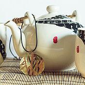 """Украшения ручной работы. Ярмарка Мастеров - ручная работа Кулон """"Бамбук"""". Handmade."""