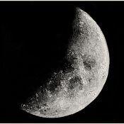 """Картины и панно ручной работы. Ярмарка Мастеров - ручная работа Картина """"Луна"""". Handmade."""