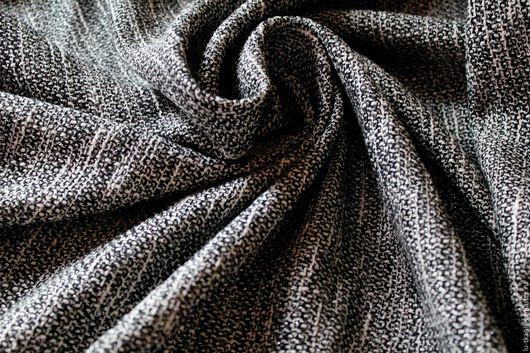 Шитье ручной работы. Ярмарка Мастеров - ручная работа. Купить Итальянская нарядная шанелька. Handmade. Черный цвет, праздничное платье