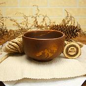Посуда handmade. Livemaster - original item Bowl of wood (14#73. Handmade.