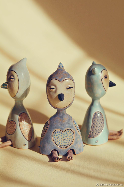 "Bell ""Birdie"", Figurines, Almaty,  Фото №1"