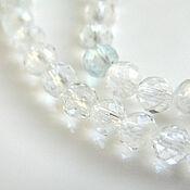 handmade. Livemaster - original item Beads: Topaz ball cut. Handmade.