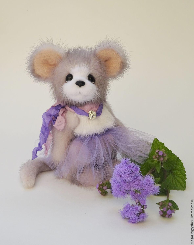 The Mouse Nurock. Reserve. toy fur, Stuffed Toys, Novosibirsk,  Фото №1
