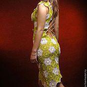 """Одежда ручной работы. Ярмарка Мастеров - ручная работа Авторское платье """"Ромашка полевая"""". Handmade."""