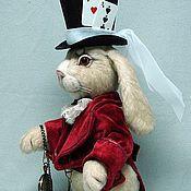 Кролик из алисы в стране чудес своими руками 655