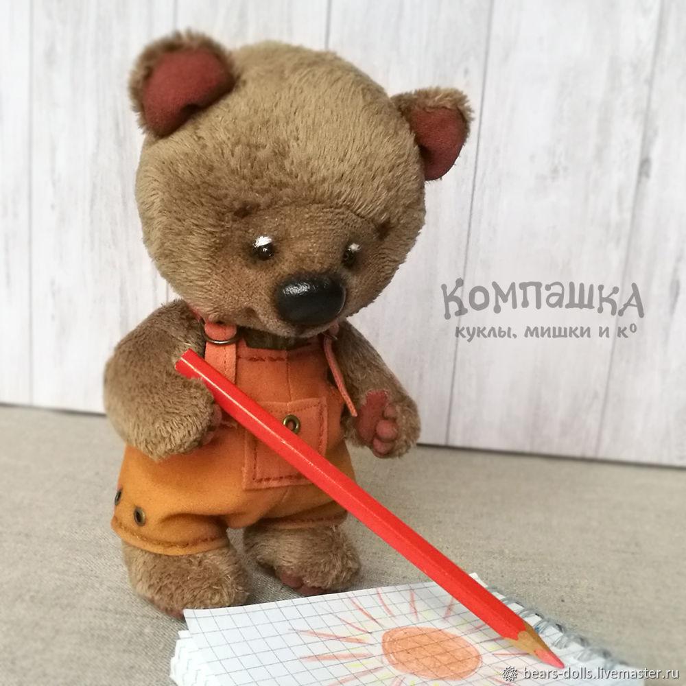 Медвежонок Матвейка, Мишки Тедди, Владимир,  Фото №1