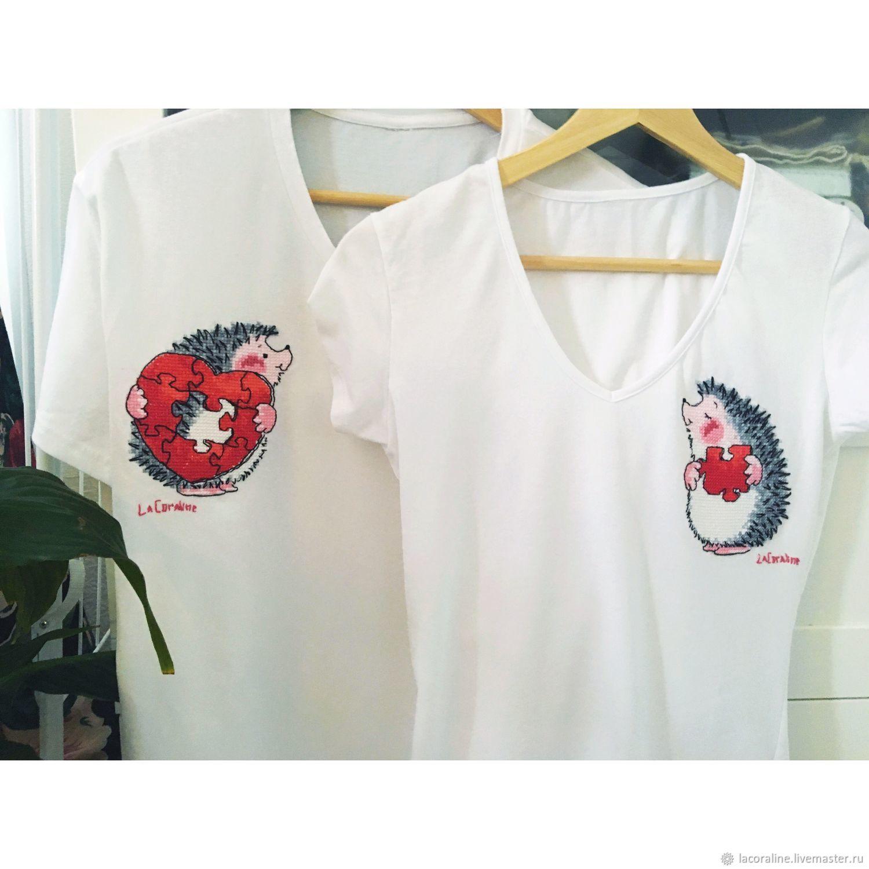 Love hedgehogs, T-shirts, St. Petersburg,  Фото №1