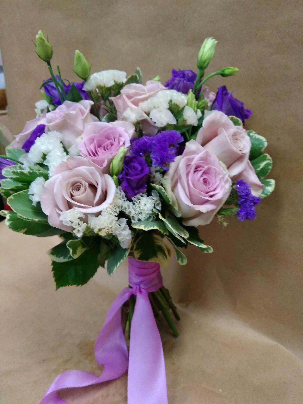 Цветов, букет невесты заказать в москве юао