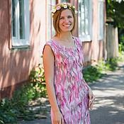 """Одежда ручной работы. Ярмарка Мастеров - ручная работа Платье"""" Романтическая нежность........ Handmade."""