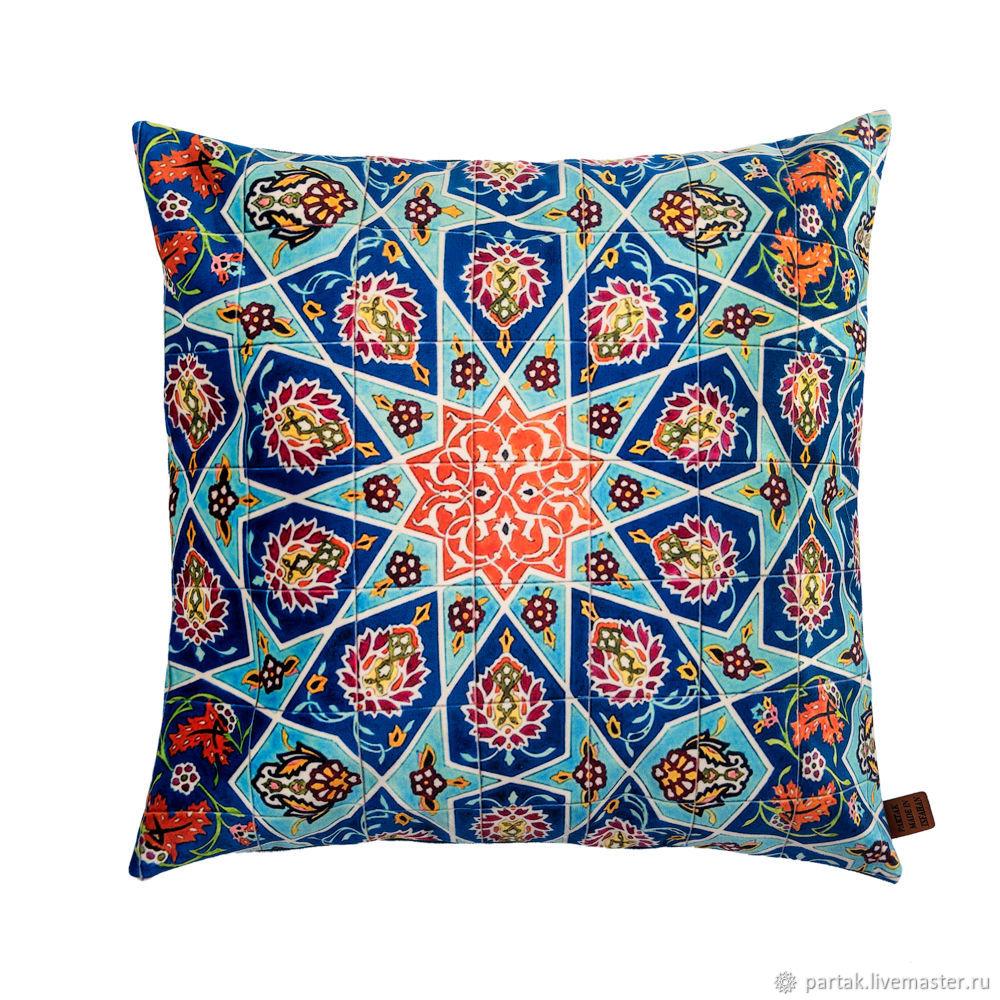 Velvet pillow cover \