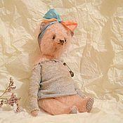 Куклы и игрушки ручной работы. Ярмарка Мастеров - ручная работа Мишка тедди Фрося. Handmade.