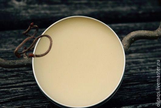"""Масла и смеси ручной работы. Ярмарка Мастеров - ручная работа. Купить Бальзам Для Тела """" Амели"""". Handmade. Белый"""