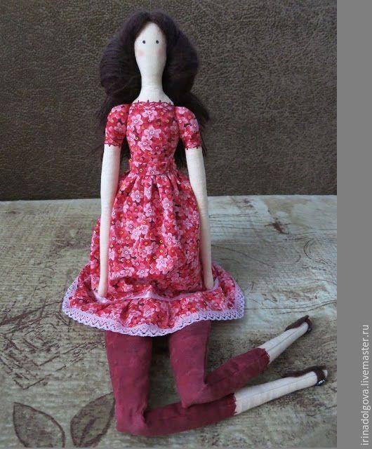 Куклы Тильды ручной работы. Ярмарка Мастеров - ручная работа. Купить Кукла Тильда. Handmade. Тильда, интерьерная кукла