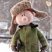 Куклы и игрушки ручной работы. Ярмарка Мастеров - ручная работа Пашка... Handmade.