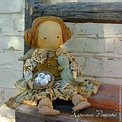Куклы и игрушки ручной работы. Ярмарка Мастеров - ручная работа Апрель. Пасхальное утро. Handmade.