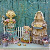 Куклы и игрушки ручной работы. Ярмарка Мастеров - ручная работа Дачницы. Handmade.