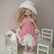 Куклы и игрушки ручной работы. Ярмарка Мастеров - ручная работа Девочка Дарина. Handmade.