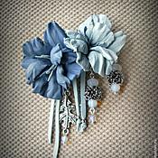 Украшения handmade. Livemaster - original item Brooch pin Heavenly. Handmade.