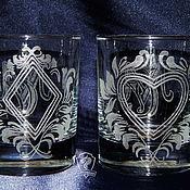 Посуда handmade. Livemaster - original item A deck of cards. Highball glasses. Handmade.
