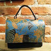Сумки и аксессуары handmade. Livemaster - original item Bag-transformer. Handmade.