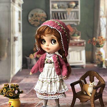 Куклы и игрушки ручной работы. Ярмарка Мастеров - ручная работа Комплект для Блайз. Handmade.