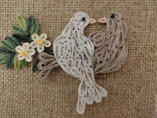 Очаровательные голуби