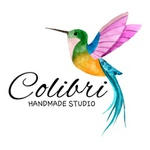 Colibri Handmade Studio - Ярмарка Мастеров - ручная работа, handmade