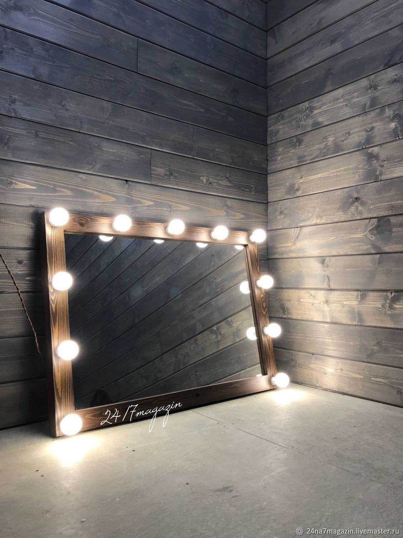 Make-up mirror ESPRESSO, Mirror, Yaroslavl,  Фото №1