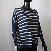 Одежда handmade. Livemaster - original item Copy of Copy of Sweatshirts from Kid - mohair. Handmade.