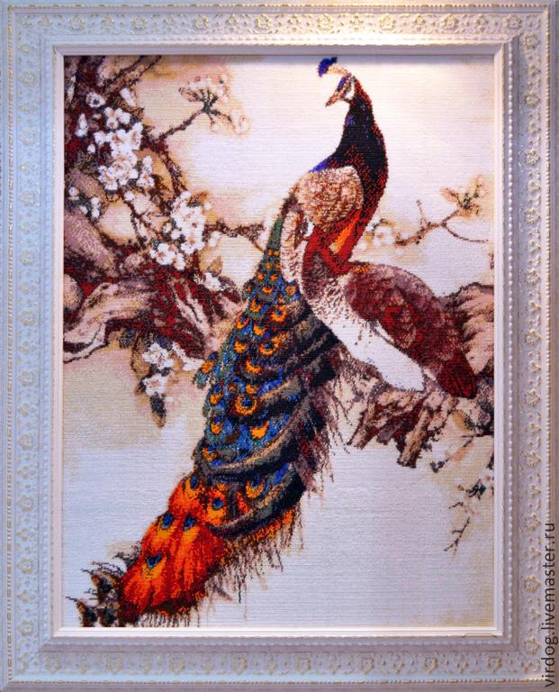 Александра токарева вышивка бисером официальный