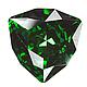Для украшений ручной работы. Ярмарка Мастеров - ручная работа. Купить Сваровски Триллиант 4706 12 мм  цвет Dark Moss Green. Handmade.