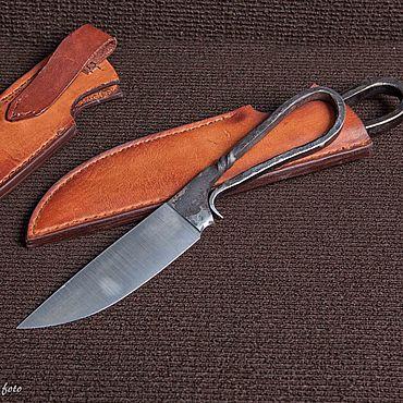 """Подарки к праздникам ручной работы. Ярмарка Мастеров - ручная работа """"Whitsmith"""" нож с ножнами. Handmade."""