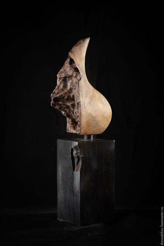 Элементы интерьера ручной работы. Ярмарка Мастеров - ручная работа. Купить Скульптура из Агарового дерева «Танец». Handmade. Скульптура, агар