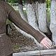 Кофты и свитера ручной работы. Шелко-кашемировый пуловер. Bohemian Garden. Ярмарка Мастеров. Итальянская пряжа, ручная работа