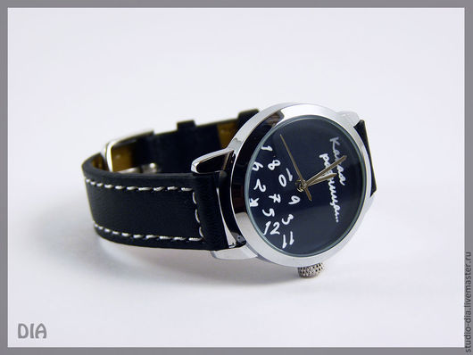 Оригинальные Дизайнерские Часы Какая Разница. Студия Авторских Часов DIA