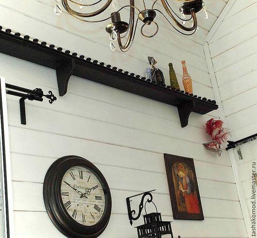 Мебель ручной работы. Ярмарка Мастеров - ручная работа. Купить Венецианский балкончик (полка для коллекций). Handmade. Полка, авторская мебель
