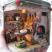 Куклы и игрушки ручной работы. Ярмарка Мастеров - ручная работа Чаепитие у самовара. Handmade.