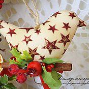 Подарки к праздникам ручной работы. Ярмарка Мастеров - ручная работа Елочные украшения (малый набор). Handmade.