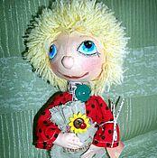 Куклы и игрушки ручной работы. Ярмарка Мастеров - ручная работа Домовёнок Митрошка. Handmade.