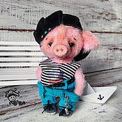 Куклы и игрушки handmade. Livemaster - original item Hryunov Boris toy. Handmade.