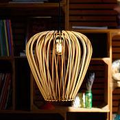 Для дома и интерьера handmade. Livemaster - original item Lamp #2 plywood series PARA. Handmade.