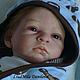 Куклы-младенцы и reborn ручной работы. Ярмарка Мастеров - ручная работа. Купить Дима. Кукла реборн Людмилы Даниловой. Handmade.